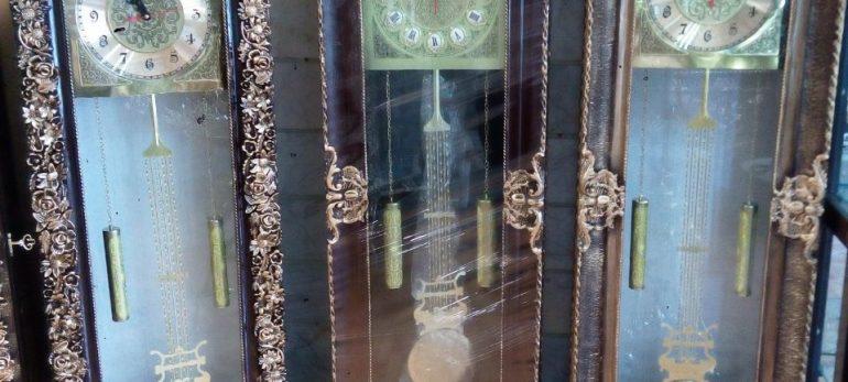 استفاده از ساعتهای ایستاده در دکوراسیون منزل
