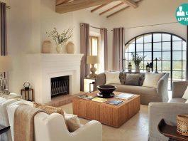 خانه مدرن و جذاب به سبک ایتالیایی داشته باشید