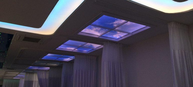 با طرحی جذاب سقف خانه خود را از سادگی خارج کنید