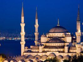 مسجد سلطان احمد نمادی ازشاهکار معماری اسلامی