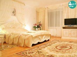 دکوراسیون جذاب و ایده آل برای اتاق خواب عروس داشته باشید