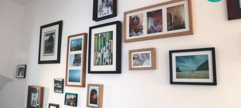 قاب عکس زینت بخش دیوارهای منزل شما