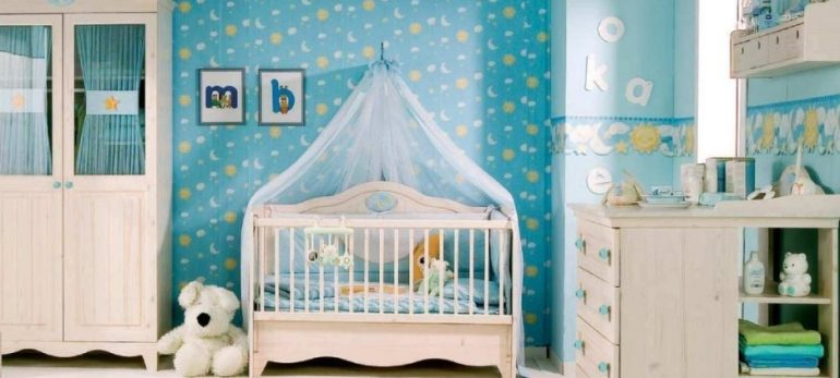 چیدمان اتاق نوزاد ؛ دکوراسیونی ایده آل برای راحتی دلبندتان