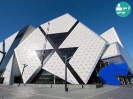 ایجاد نمایی مدرن برای ساختمان با استفاده از نماکامپوزیت