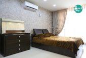 دکوراسیون اتاق خواب خود را با کاغذ دیواری منحصر بفرد کنید