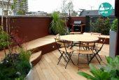 بام سبز دکوراسیونی ایده آل برای پشت بام خانه شما