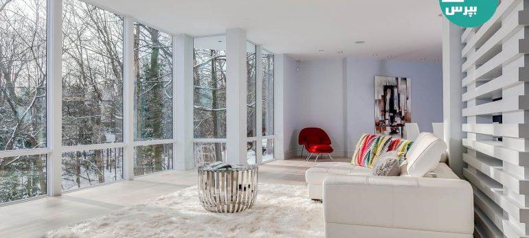 ایجاد دکوراسیون زیبا و دل انگیز زمستانی در منزل