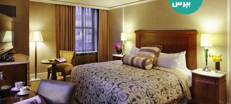 آرامشی بینظیر با استفاده از کالای خواب مناسب در دکوراسیون اتاق