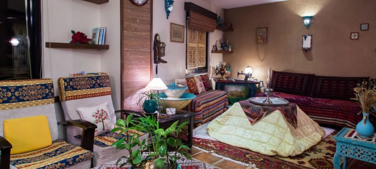 ایده هایی مدرن در طراحی به روز خانه های قدیمی