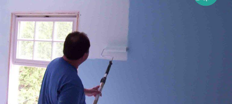 رنگ آمیزی دیوار و اشتباهاتی که در خصوص آن انجام می شود