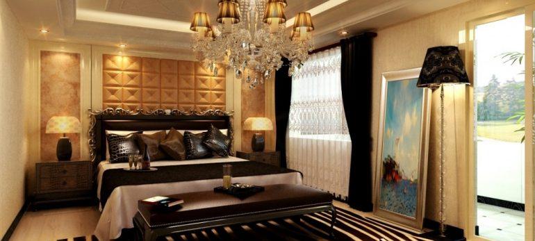 دکوراسیون اتاق خواب؛ حذف وسایل اضافی راهی برای ایجاد آرامش