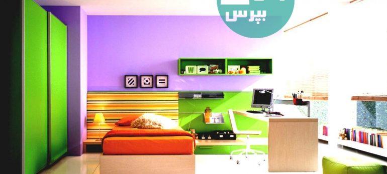 روانشناسی رنگ ها و کاربرد آن در طراحی دکوراسیون