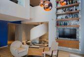 چیدمان مثلثی راهی برای ایجاد دکوراسیونی جذاب در منزل