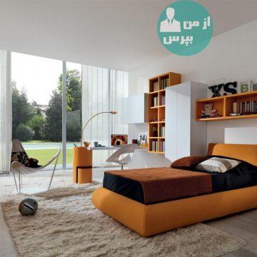 دکوراسیون اتاق خواب و ایجاد طراحی هوشمندانه با کمترین هزینه