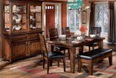 استفاده از مبلمان چوبی و ایجاد ترکیبی مناسب در دکوراسیون منزل