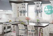 راه هایی برای بازسازی آشپزخانه