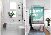 دکوراسیون حمام کوچک به سبک های مختلف