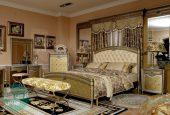 طراحی داخلی اتاق خواب به سبک کلاسیک