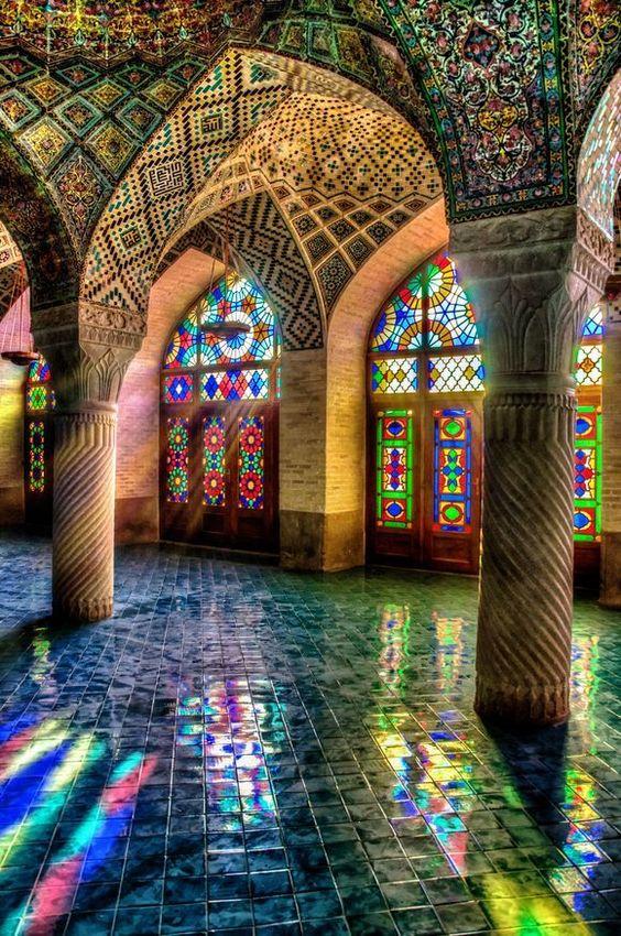 رنگ-در-معماری
