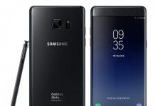 Galaxy Note FE Black