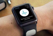 ساعت مچی اپل با کنترل بند مچ دست جدید Kardia روانه می شود.