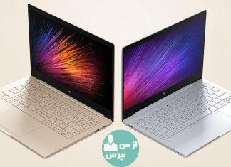 لپ تاپ جدید می نوت بوک ایر2