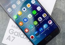 انتشار به روز رسانی اندروید 7.0 برای Galaxy A7 2017 آغاز شد
