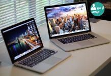لپ تاپ های اپل