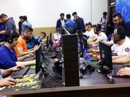 آغاز به کار فینال بازی های رایانه ای خلیج فارس در شهر قزوین
