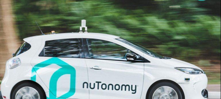 امکان گرفتن تاکسی بدون راننده به وسیله گوشی دیجیتال در سنگاپور
