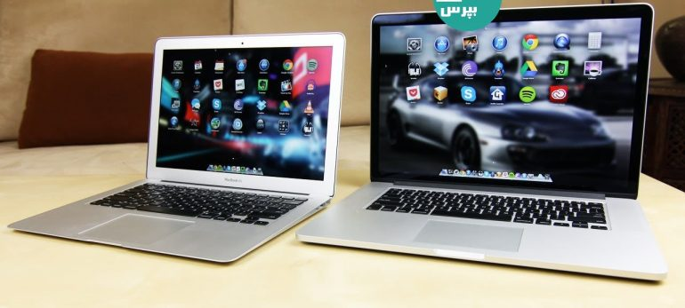 مک بوک پرو اپل با استفاده از قابلیت True Tone  می تواند با صفحه نمایش های ال جی سازگاری داشته باشد