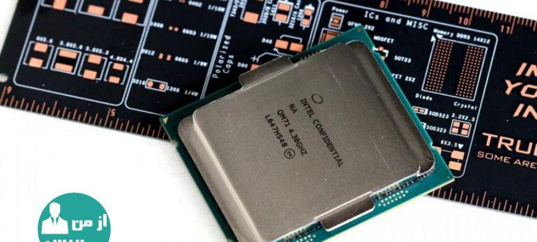 تکنولوژی در پردازنده های جدید