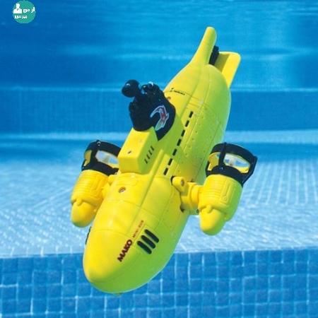 ربات های زیردریایی