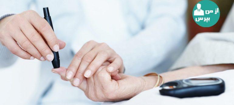 بیماری دیابت موجب بروز چه مشکلاتی می شود؟