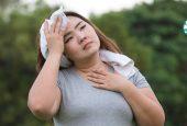 ارتباط احساس گرمای شدید در زنان و ابتلا به بیماری های قلبی