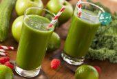 از بین بردن یبوست با مصرف آب سبزیجات