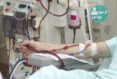 ارائه خدمات به بیماران دیالیزی در ایام نوروز 97