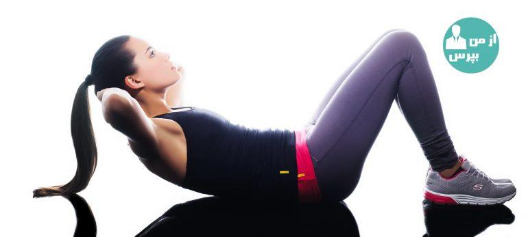 ورزش و بیماری های ناشی از کم تحرکی