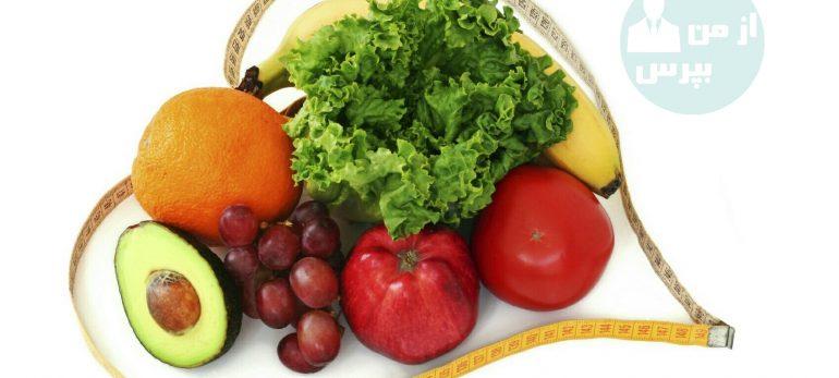 رفتارها و عادت های غذایی