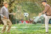 ورزش و سلامت سالمندان