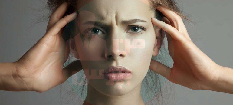 استرس با پوست چه می کند؟