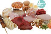 با مواد غذایی غنی از پروتیین آشنا شوید