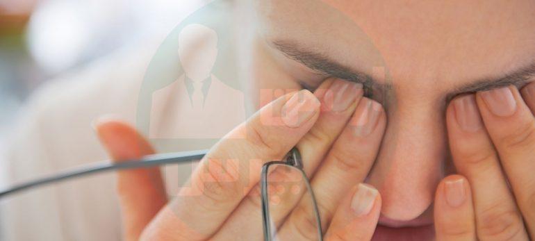 روش های خانگی برای درمان چشم درد