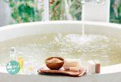 درمان سرما خوردگی با حمام سم زدایی