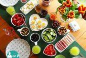 خوراکی هایی برای کاهش کسالت صبحگاهی