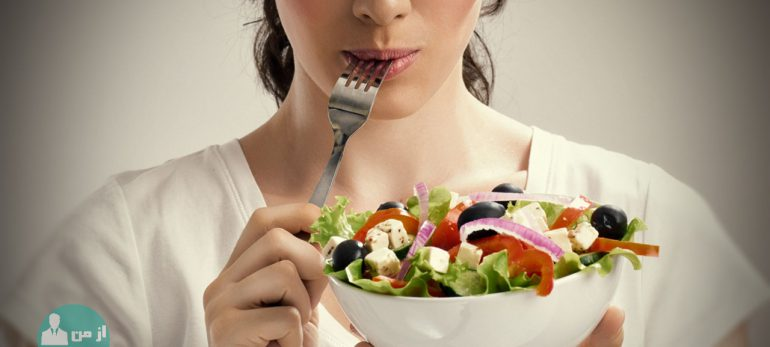 عادت های بد تغذیه ای که مانع از کم کردن وزن مان می شود