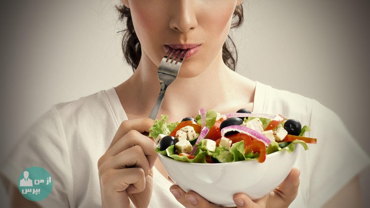 عادت های بد تغذیه ای