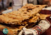 خواص نان سنگک ابداع شیخ بهایی
