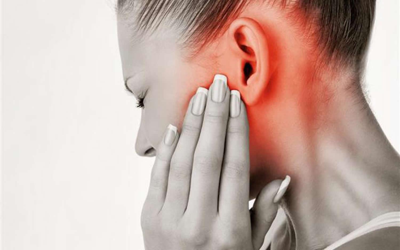 تسکین گوش درد