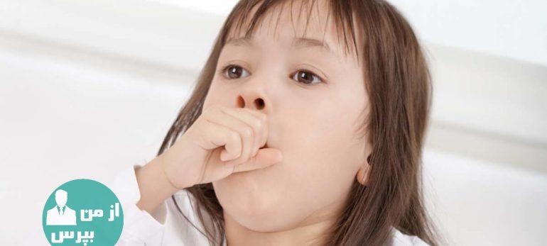 درمان سریع سرفه کودکان با عسل